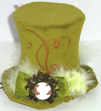Disney Tinker Bell Mini Top Hat Theme Parks Halloween Tink Adult One Size New