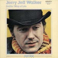 Driftin' Way Of Life - Jerry Jeff Walker (1987, CD NIEUW)