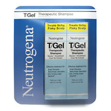 Neutrogena T/Gel Therapeutic Shampoo 250ml 2 Pack