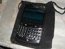 NICE BLACKBERRY BOLD 9700 3G MOBILE PHONE,UNLOCKED,USB LEAD,REFURBISHED,VGC.