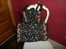 Vera bradley Medium duffel bag and  duffel style handbag in lores pattern