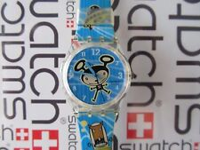 swatch Strange Space  GK370 2002 Spring Summer Collection Standard Gents 34mm