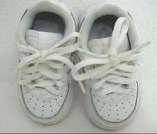 Nike Air Force 1-Baby Toddler Shoes White/ White -Size US 5C ?