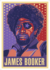 JAMES BOOKER The Bayou Maharajah - One Eyed, Gay Junkie New Orleans Piano Player