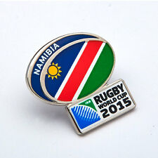 Rugby World Cup 2015 Namibia Flag Pin