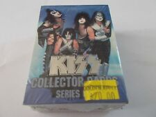 KISS COLLECTORS CARDS SERIES ONE MINT STILL SEALED X90 CARD SET 1997