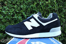 NEW BALANCE 576 SZ 9.5 NORDSTORM MADE IN USA BLACK WHITE US576ND1