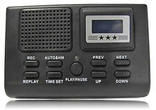 NEW SD PHONE CALL TELEPHONE VOICE RECORDER AUTOMATIC MP3 DIGITAL AUDIO RECORDING