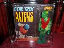 1974 Mego Star Trek Neptunian (Rare)(Comes with $50 Display Case)