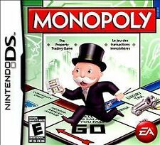 NINTENDO DS MONOPOLY BRAND NEW FAMILY VIDEO GAME