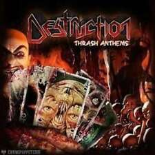 DESTRUCTION THRASH ANTHEMS CD NEW