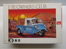 "LS 1:32 Scale ""Owners Club Series"" Mazda K360 Model Kit - New - Kit No 4"