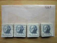 # 1229 Lot x 100 Used US Stamps  See our other items for more inventory