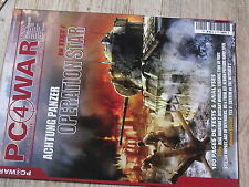 $$ Revue PC 4 War N°54 Operation Star  Real Warfare 2  Skyrim  The Witcher 2