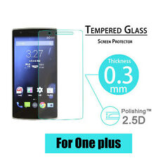 Genuine Premium Tempered Glass Film Screen Protector For OnePlus One+ A0001