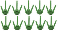 ☀️Lego City x10 Green Flower Stem Lot Plant Grass Garden Field Minifigure NEW