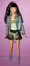 Barbie Fashion Fever Lea Kayla Asian Lovely Modern Trends Doll for OOAK Play!