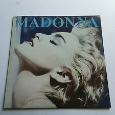 Madonna - True Blue - 1986 - Sire - 925442 - Vinyl LP
