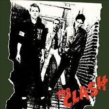 THE CLASH SELF-TITLED LP UK VERSION NEW PUNK KBD