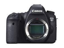 Canon EOS 6D (Body) 20,2 MP schwarz - Top Zustand #392