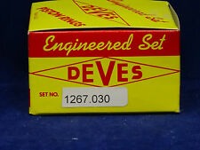 Deves Piston Rings for Triumph TR250  Triumph TR6 - 1267.030