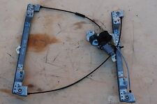 RENAULT KANGOO II LEFT FRONT WINDOW REG AND MOTOR 402087A
