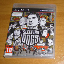 Jeu playstation 3 PS3 - Sleeping dogs
