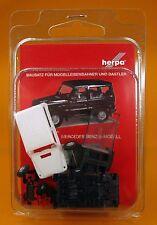 Herpa 012645-007 Minikit:  Mercedes-Benz G-Modell -  weiß / white