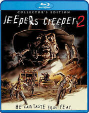 Jeepers Creepers 2 (Blu-ray Disc, 2016, 2-Disc Set, Collectors Edition)
