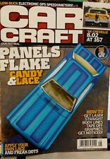 CAR CRAFT May 2014 FREE SHIPPING Chevelle Panel flakes gas speedometer Paint