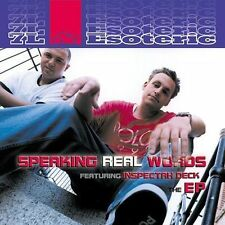 7L & Esoteric - Speaking Real Words [The EP] [Single] (CD, Mar-2000, Direct Rec