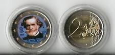 2 euro Italia 2013 colorato -  Giuseppe Verdi