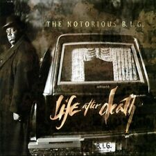 NOTORIOUS B.I.G. CD - LIFE AFTER DEATH [2CD][EXPLICIT](1997) - NEW UNOPENED