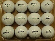 12 Pearl Grade A Srixon Soft Feel golf balls superb!!