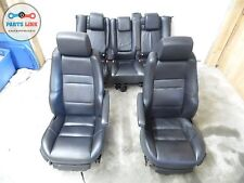 06-09 RANGE ROVER SPORT L320 SEAT SEATS SET COMPLETE FRONT REAR LEATHER MEMORY