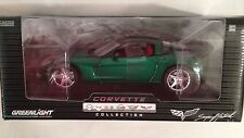 Greenlight 1/24 Carlisle Chip Miller Callaway Corvette  Green Machine