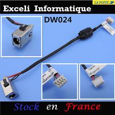 Connecteur dc jack cable wire dw024 pc portable HP Mini 1103 210 2000 2100