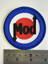 Target MOD - Embroidered - Iron or Sew On