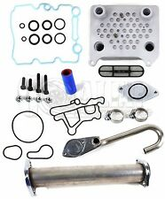 2006 New Oil Cooler and EGR Delete kit Ford 6.0L Powerstroke Diesel F250 NEW