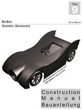 Seifenkiste Bauplan Soapbox Building Plan BatBox PDF