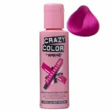 Crazy Color por Renbow Tinte Pelo Semi Permanente Crema en Pinkissimo No.42. 100ml