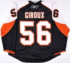 Claude Giroux Philadelphia Flyers Game Worn Used Rookie - 1st NHL Home Jersey -