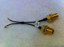 ASUS MPCIE COMBO ,MPCIE COMBO II ANTENNA CABLE ORIGINAL-GOLD-CABLE
