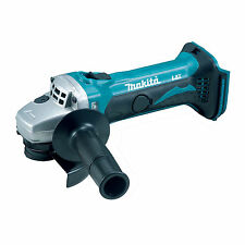 "MAKITA 18V LXT ANGLE 41/2"" 115mm BATTERY GRINDER LATEST MODEL D RANGE"