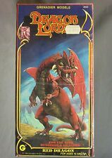 Red Dragon Grenadier Dragon Lords SEALED Very Rare !!  s86
