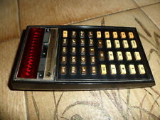 CALCOLATRICE CALCULATOR Texas Instruments TI SR 50 a con errore
