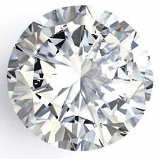0.53 Ct 5.50MM I-J Near White MOISSANITE Sub to DIAMOND for RING see VIDEO