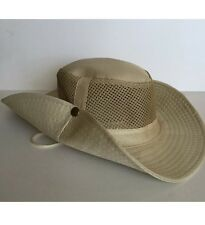 Men's Hunting Fishing Hiking Sun Hat Cool Outdoor Cap Wide Brim One Size