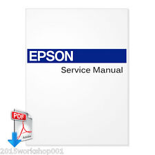 Service Manual English PDF File for EPSON SC-S30600 Series Printer