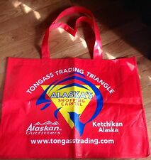 TONGASS TRADING TRIANGLE ALASKA Outfitters Ketchikan Eco Friendly Shopping Tote